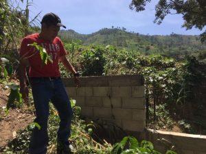 Hector at Santa Catarina